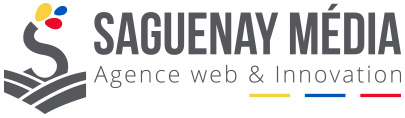 Logo de Saguenay média - Agence web et innovation